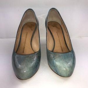 Giuseppe Zanotti Shoes - GIUSEPPE ZANOTTI PATENT LEATHER HIGH HEELS 6.5